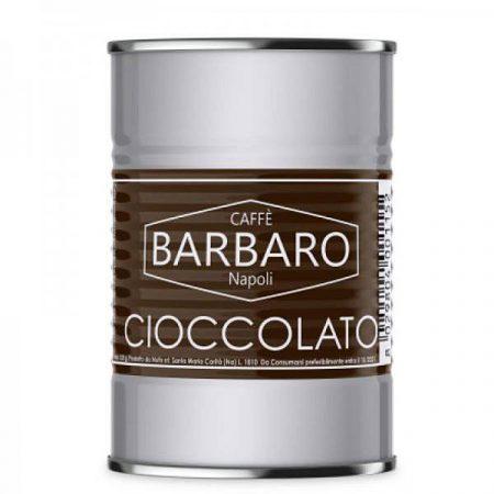 Caffé Barbaro csokoládés őrölt kávé 125 g