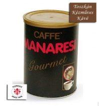 Caffé Manaresi Gourmet 100% arabica kézműves őrölt kávé 250 g
