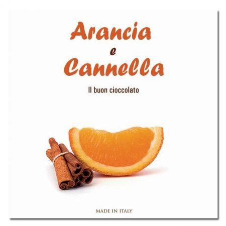 Amore Italia Arancia e Cannella prémium olasz fahéjas narancsos praliné